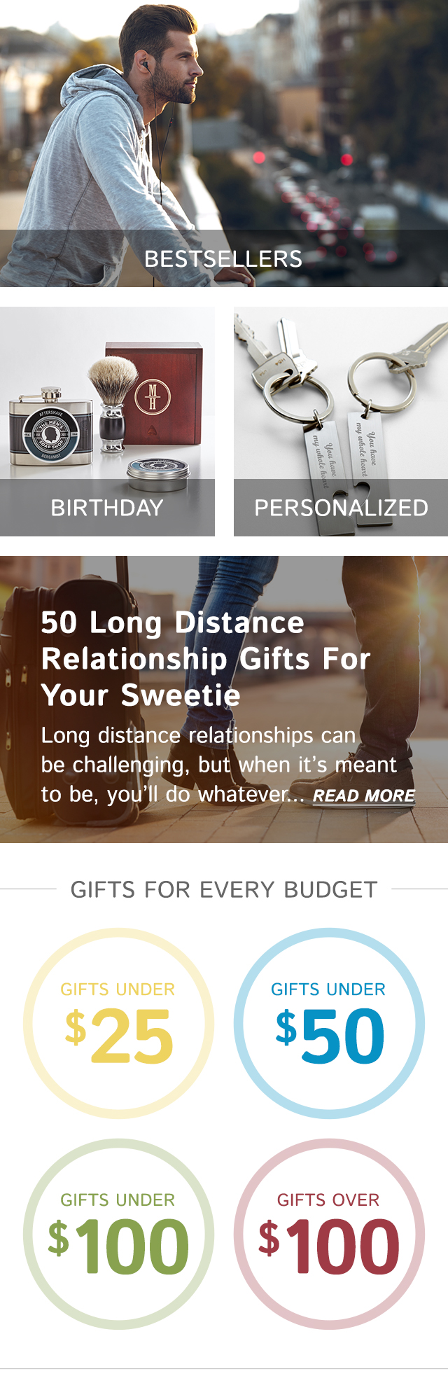 Gifts for Boyfriend | Gifts.com