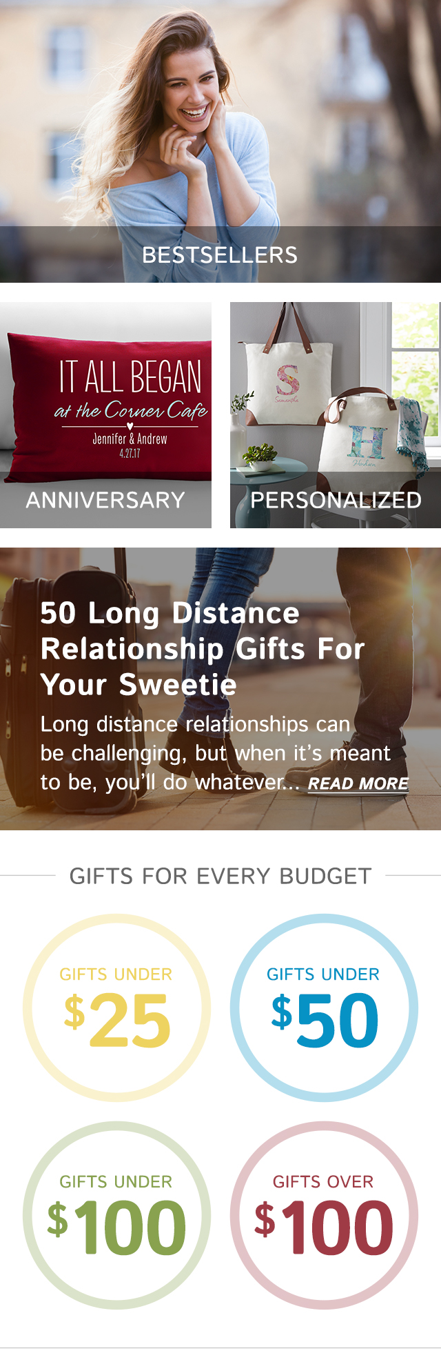 Gifts For Girlfriend Gifts Com
