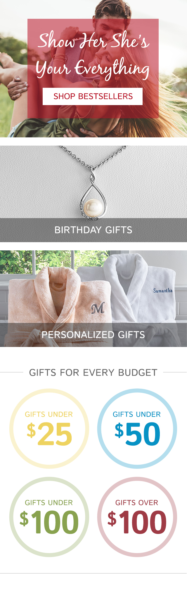 Gifts for Wife | Gifts.com