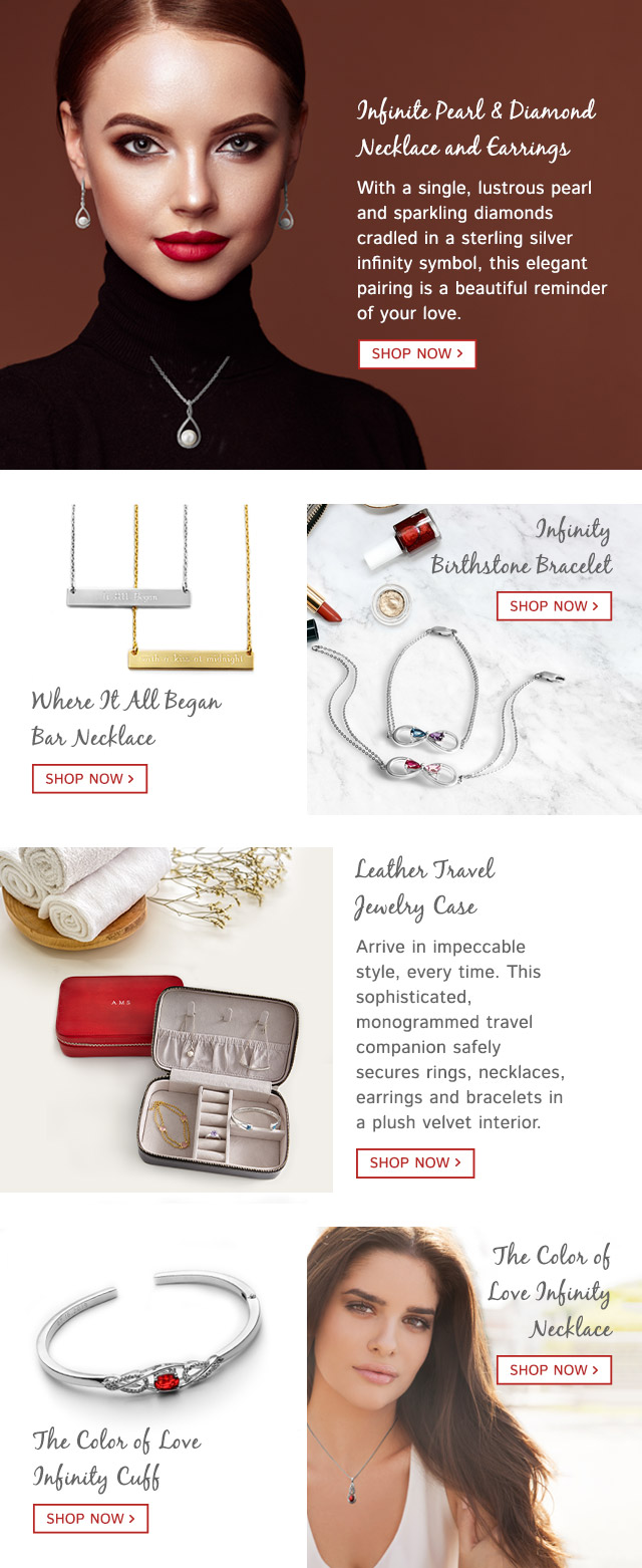 Valentine S Day Jewelry Gifts Gifts Com