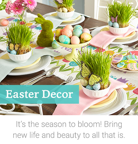 Easter Home Décor Personal Creations