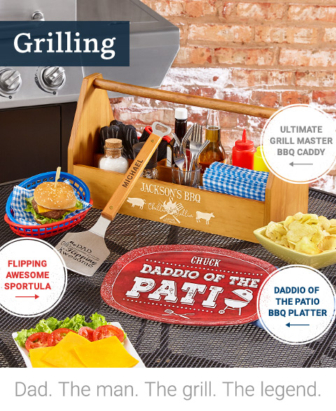Grilling Gifts for Dad | Personal Creations
